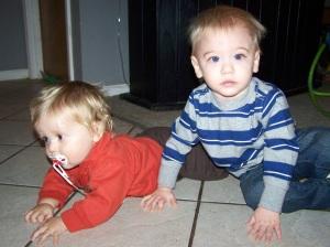Noah and Jacob