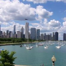 Chicago from Shedd (Bird)