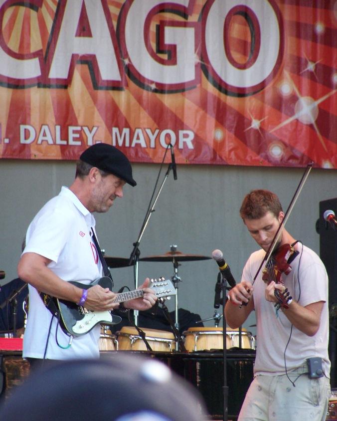 Hugh and Jesse Jam 2