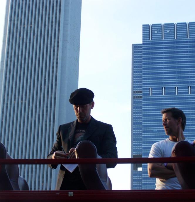Hugh Standing Tall