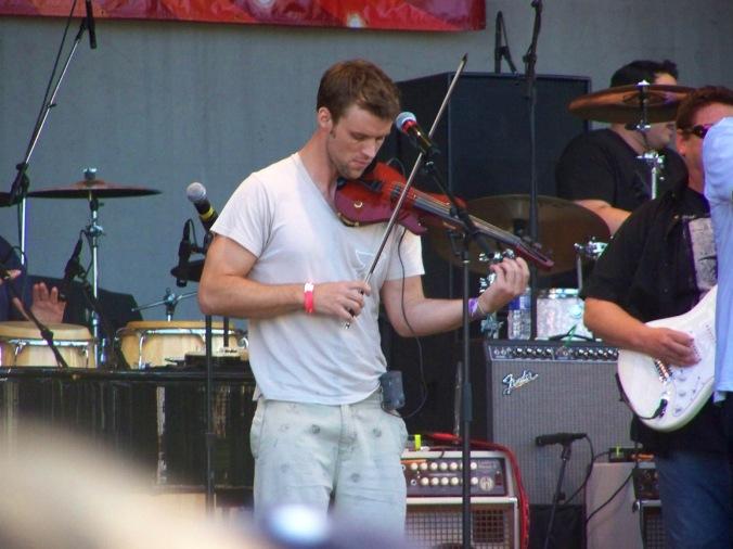 Jesse Spencer, Fiddler