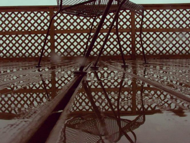 Porch Rain