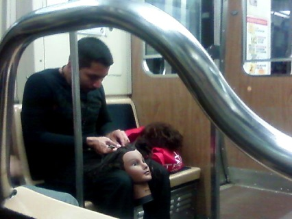 Subway Hair