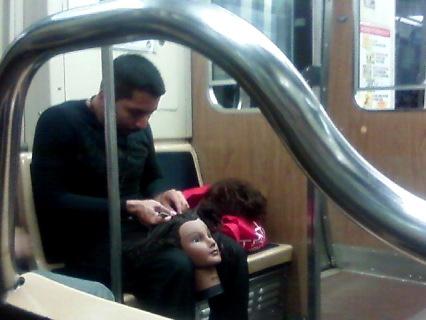 Subway Hair