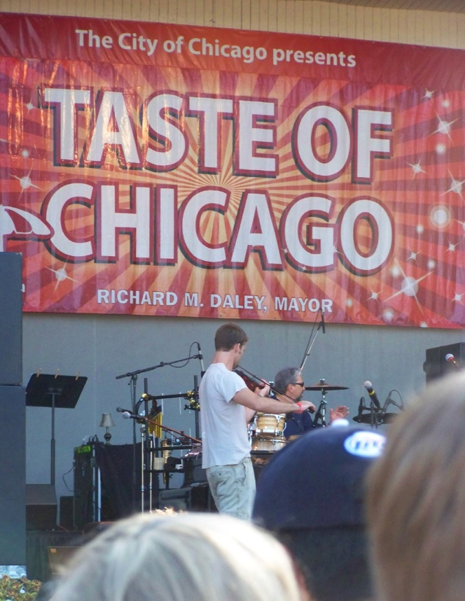 Taste of Chicago - Jesse