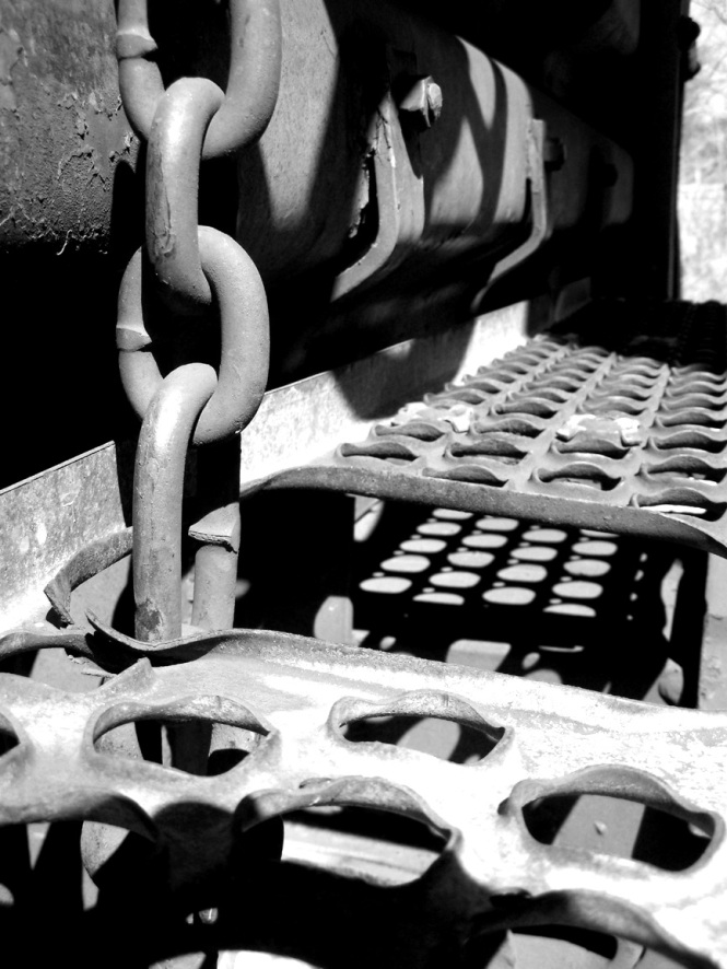 Chain Gang BW