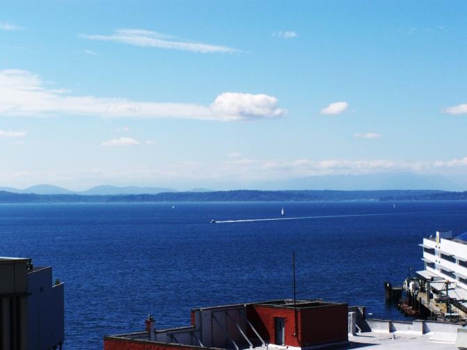 Rooftop View (Northwest)
