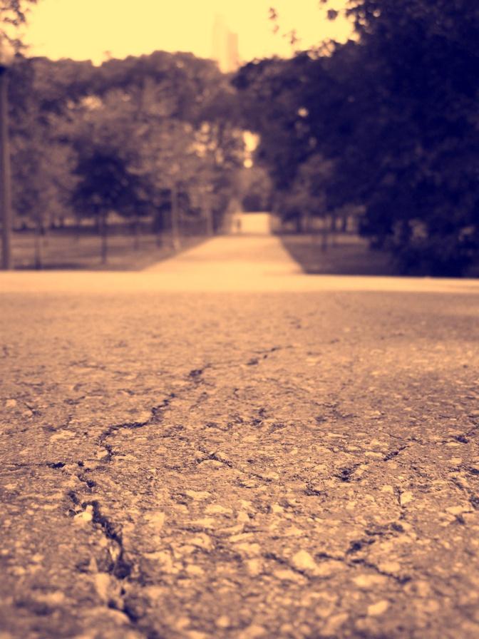 Where the Sidewalk Ends Mono