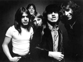 New Band of the Month: October – AC/DC