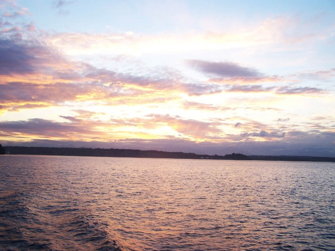 Sunset Last Day