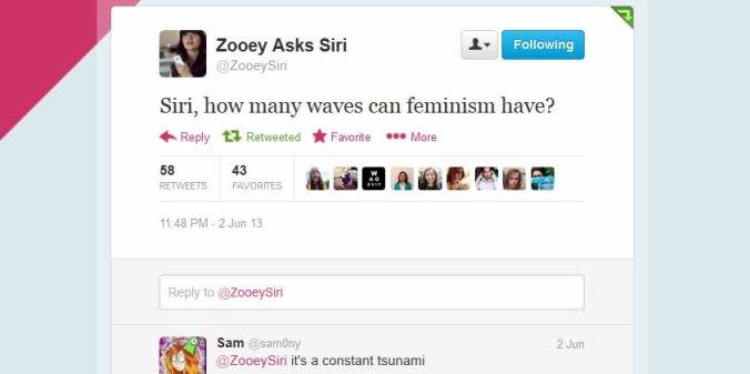 Twitter Waves