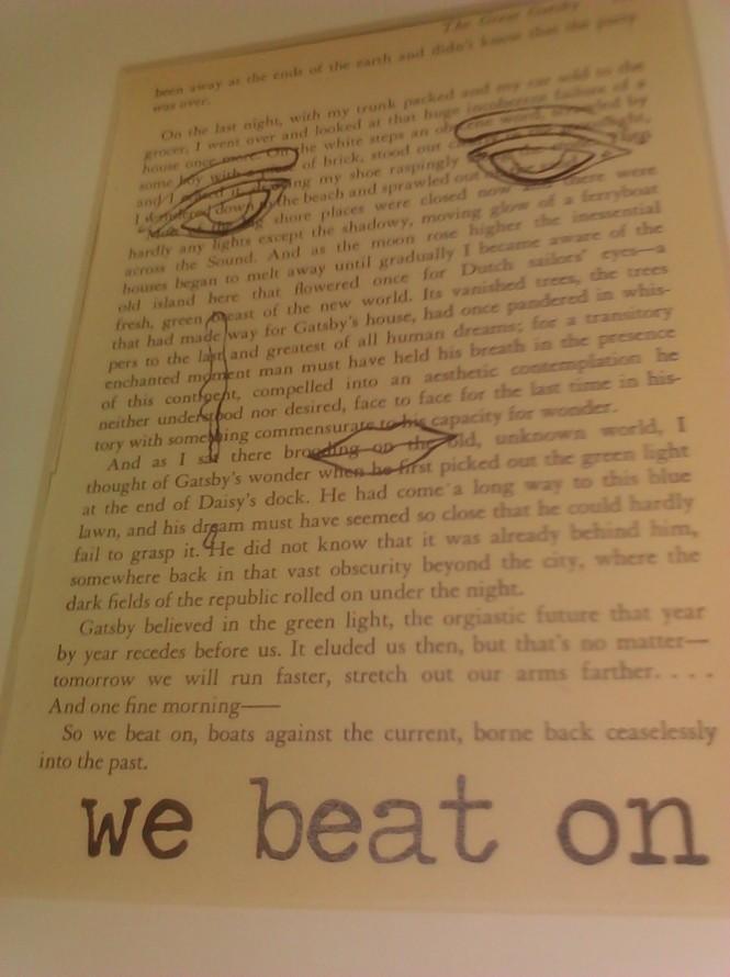 We Beat On
