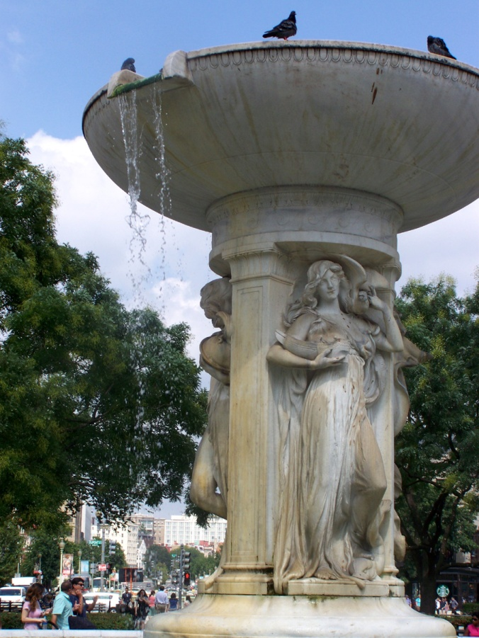 Dupont Fountain