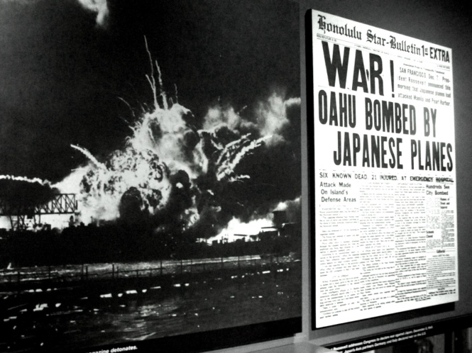 Oahu Bombed
