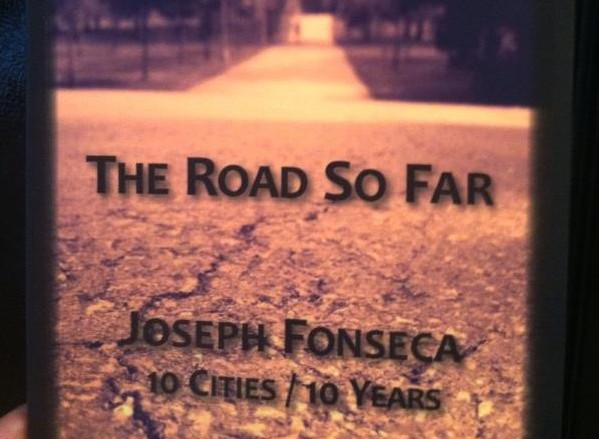 Road To Nowhere: The totally made up story of how publishing my poetry chapbook turned into a nightmare