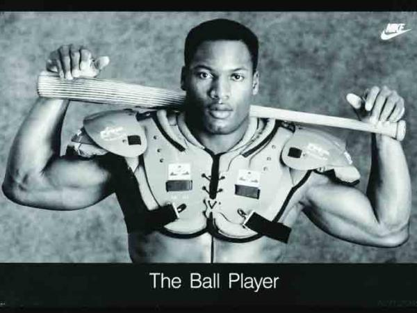 Bo Jackson Nike - The Ball Player
