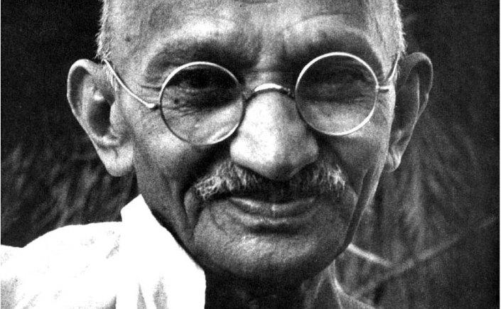 I'm pretty much Gandhi, but better.