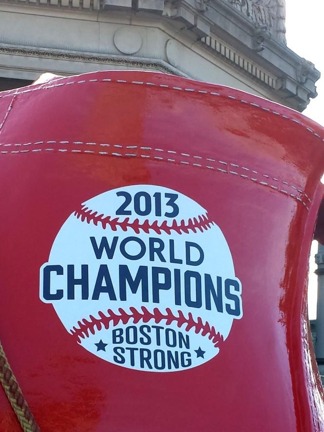 2013 World Champions