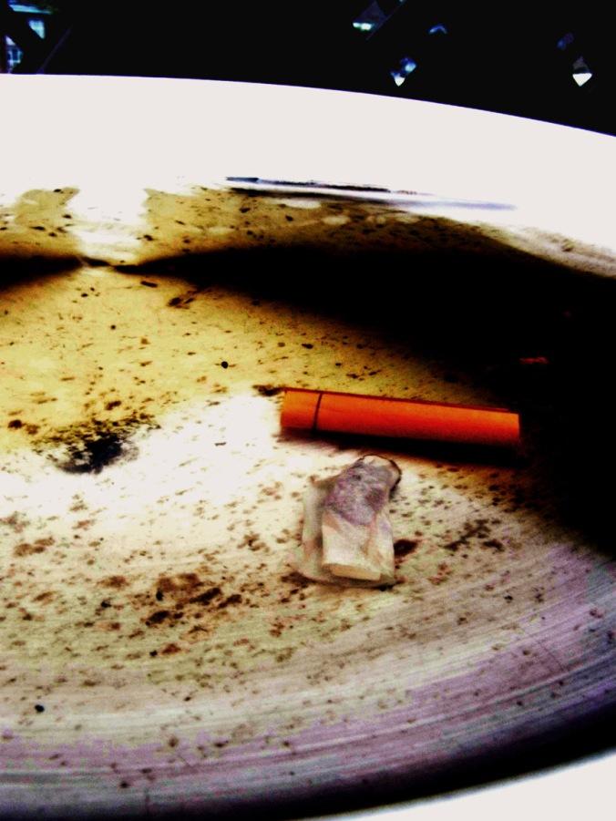 Soaking Cigarette 2