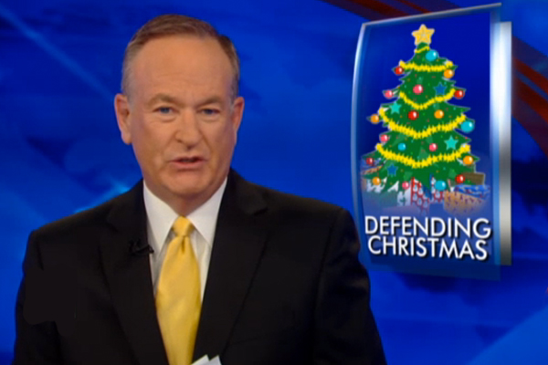 Bill O'Reilly and the War on Christmas