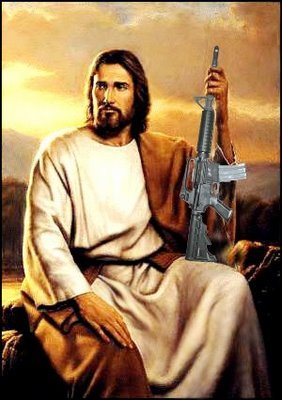 Jesus and Guns