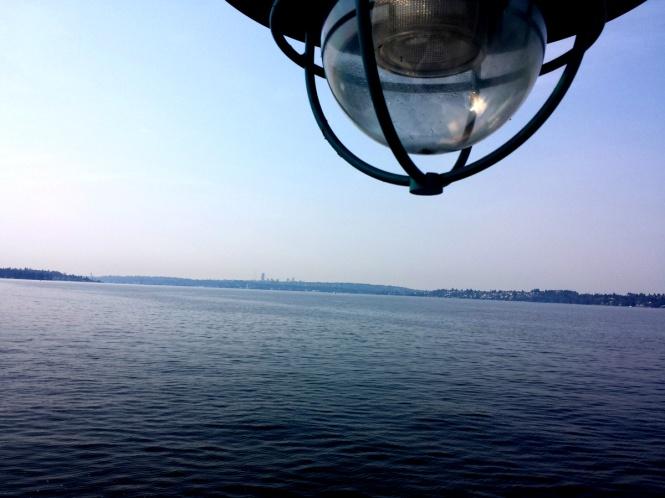 Seattle from Kirkland