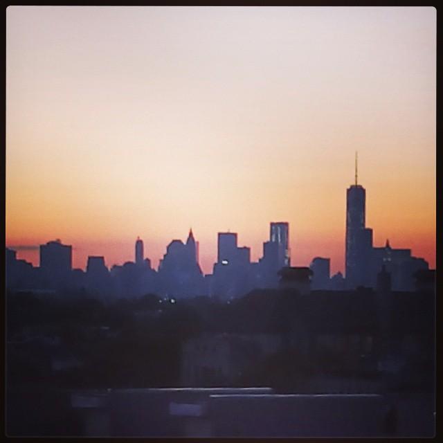 Manhattan Twilight
