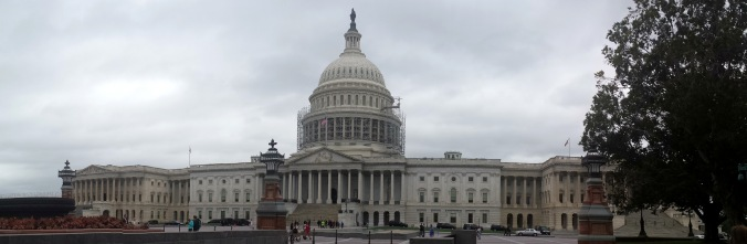 The US Capitol Pana