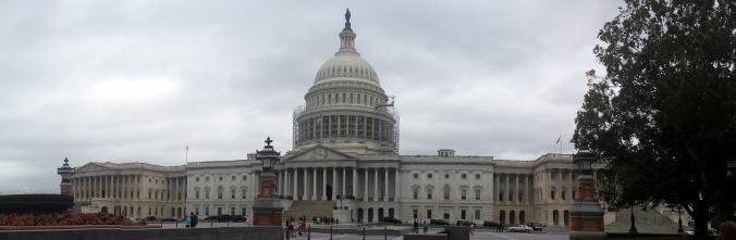 The US Capitol Pana