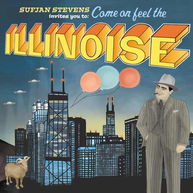 Illinois Cover (Sufjan Stevens)