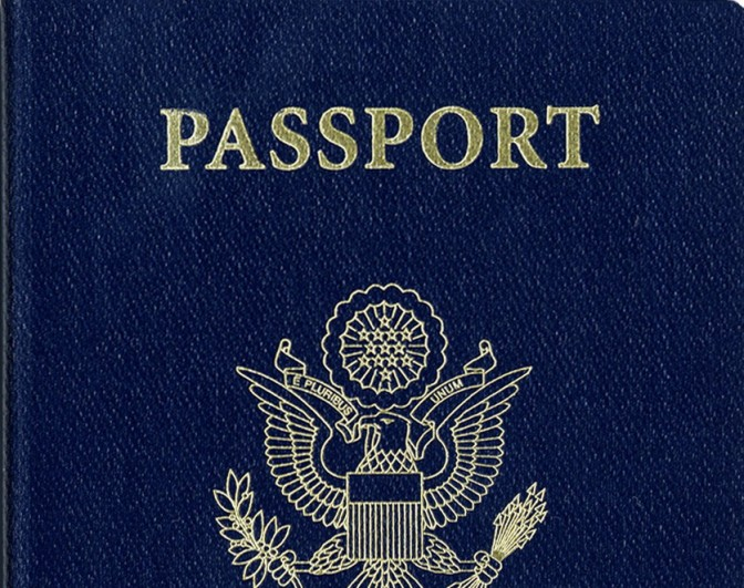 An Empty Passport