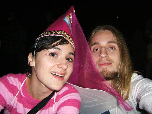 Alex and I