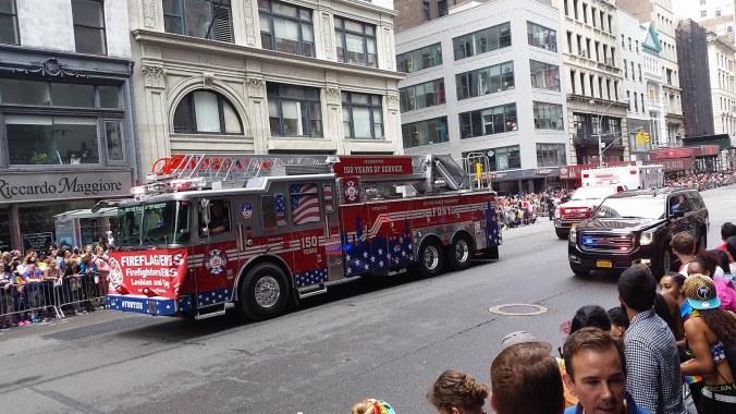 Firefighter Pride