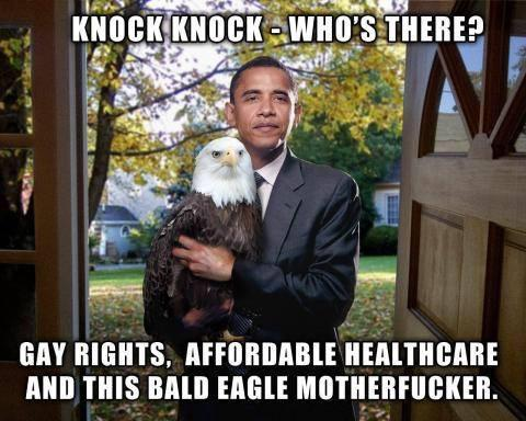 Obama Winning