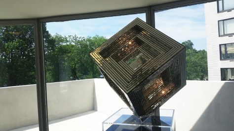 Monir Shahroudy Farmanfarmaian Mirror Cube