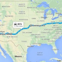 The 3rd Road Trip: New York City to Los Angeles