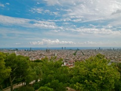 Barcelona On High