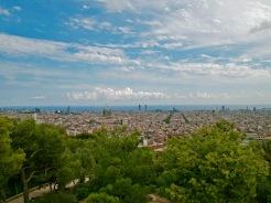 Barcelona On High