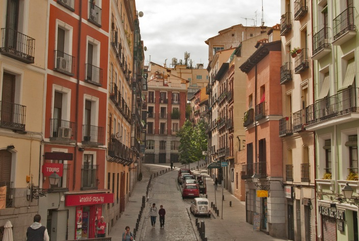 Madrid Segway