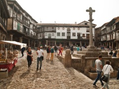 Plaza Mayor, La Alberca