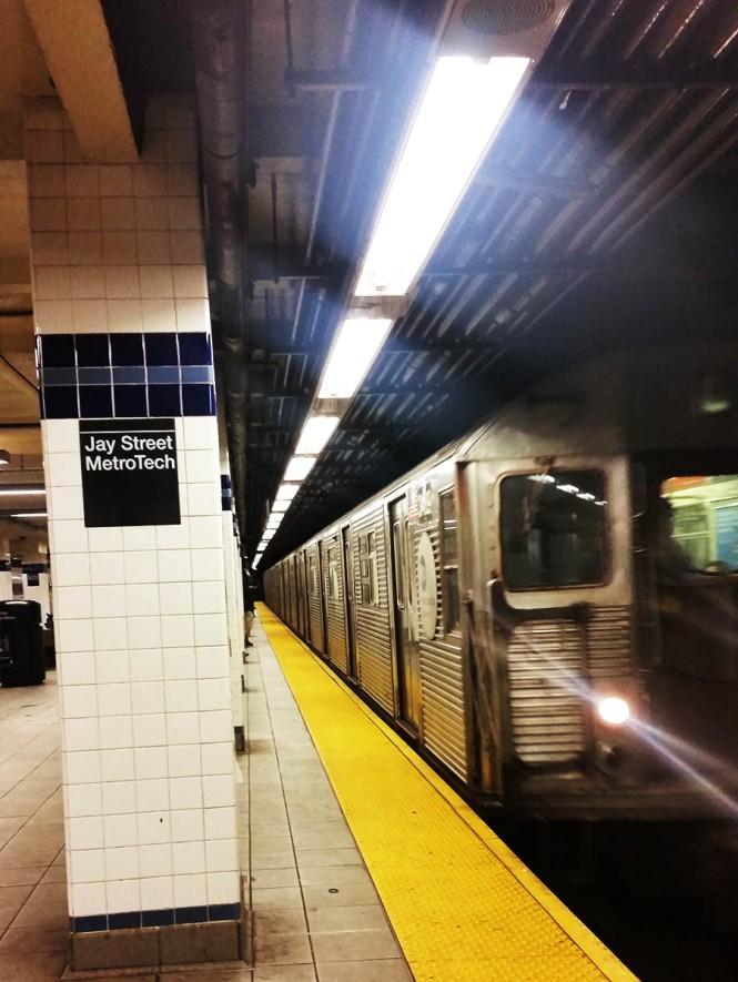 Jay Street Train