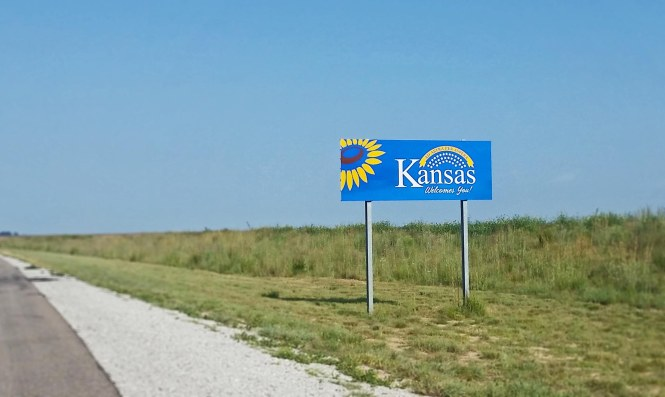 Kansas Welcomes You