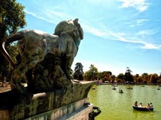 Leon (Monumento a Alfonso XII)