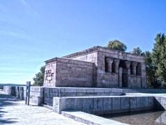 Templo de Debod 2