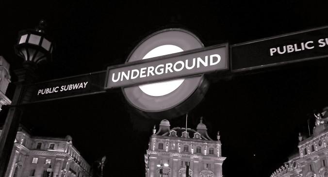 Underground (BW)