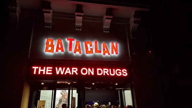 Bataclan (War on Drugs)