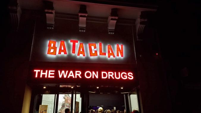 Bataclan (War on Drugs)
