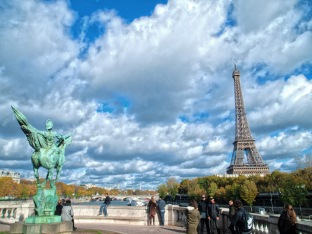 Eiffel from Bir-Hakeim