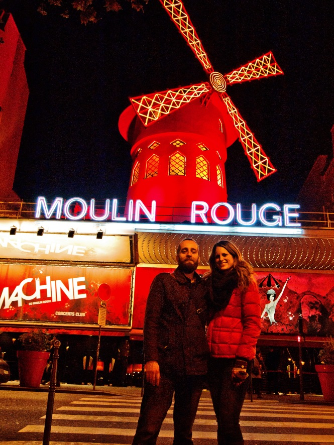 Moulin Rouge (Emily and I)