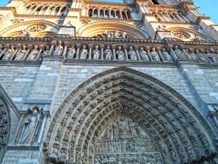Notre Dame Arc